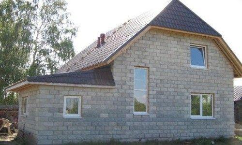 Фото - Як будувати будинок з шлакоблоку?
