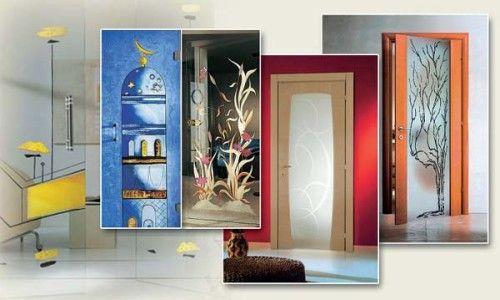 Фото - Як своїми руками зробити декорування дверей?