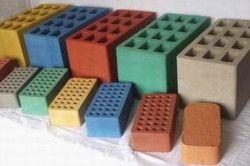 Пігмент для фарбування тротуарної плитки
