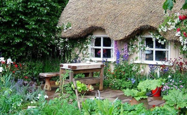 Фото - Як прикрасити сад