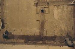 Прокладка каналізаційних труб в стіні