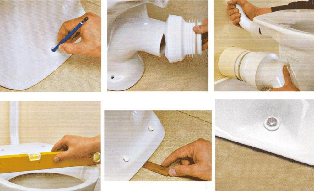 Фото - Як встановлювати туалет самостійно?