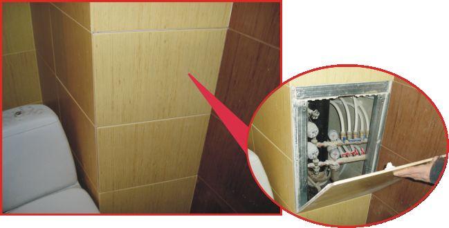 Фото - Як встановити сантехнічний шафа в квартирі