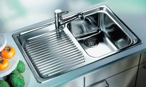 Фото - Як встановити сучасну кухонну мийку?