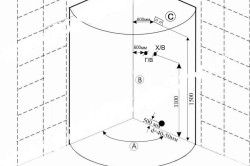 Підключення унітазу різних типів: класифікація по виду приєднання до каналізаційного випуску
