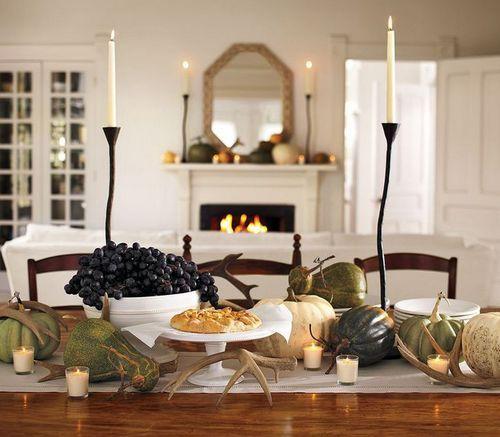 Як оформити стіл для святкування Хеллоуїна будинку