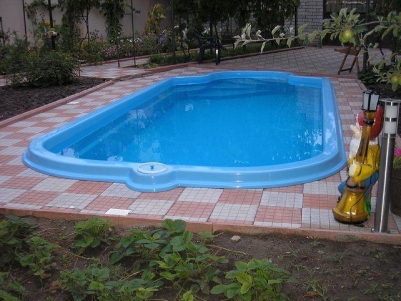Приклад утепленого басейну