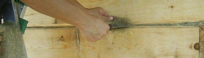 Фото - Як утеплити дерев'яний будинок із зовнішнього боку