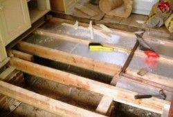 Фото - Як утеплити дерев'яна підлога в квартирі або в приватному будинку?