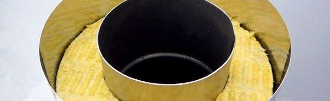 Фото - Як утеплити димохідну трубу