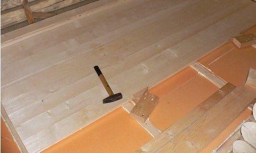 Фото - Як утеплити підлогу пінополістиролом