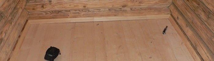 Фото - Як утеплити підлогу в лазні