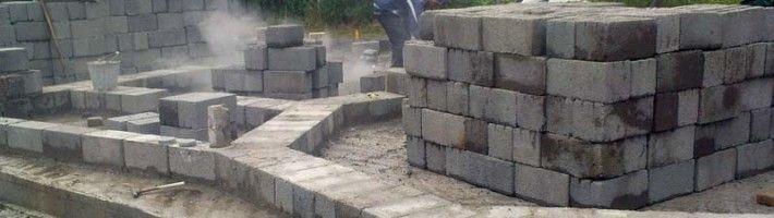 Фото - Як утеплити стіни з керамзитоблоков?