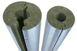 Базальтовий циліндр для утеплення труб