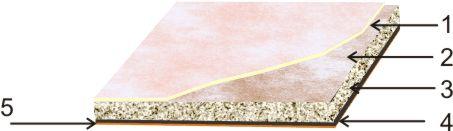 Фото - Як вибирається плитка для підлоги в ексклюзивному інтер'єрі?