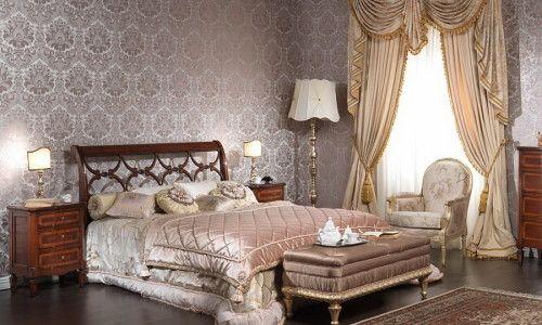 Фото - Як вибрати дизайн штори для спальні