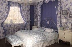 Спальня в стилі