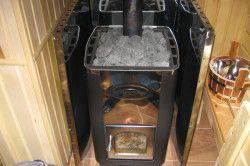 банна електропіч