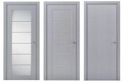 Алюмінієві міжкімнатні двері