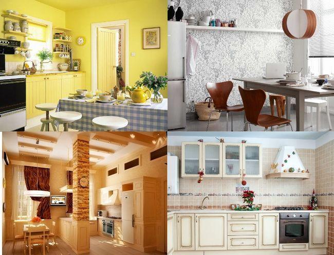 Фото - Як вибрати матеріал для оздоблення стін на кухні?