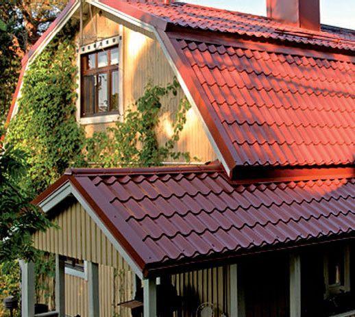 Фото - Як вибрати найкращий кут нахилу даху?