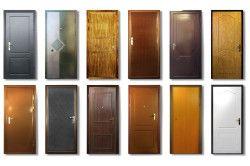 Види металевих дверей