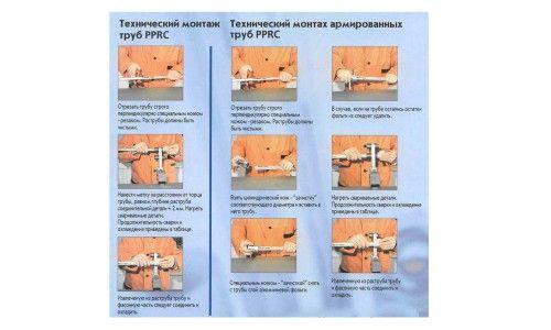 Фото - Як виконати монтаж поліетиленових труб своїми руками