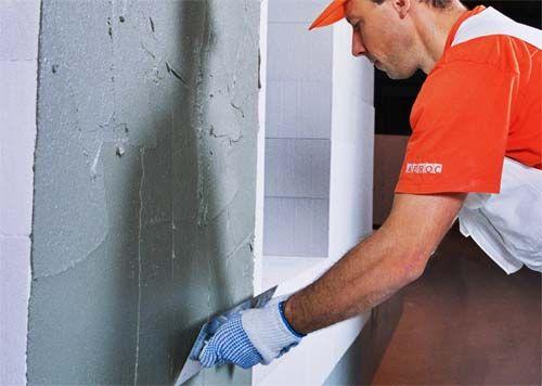 Фото - Як виконати штукатурку стін