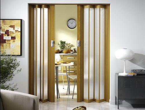 Міжкімнатні двері гармошка