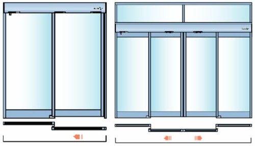 Фото - Як виконується установка міжкімнатних дверей розсувних?