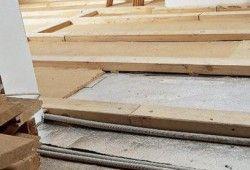 Фото - Вирівнювання підлоги фанерою: секрети монтажних робіт