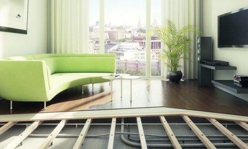 Фото - Як вирівняти дерев'яну підлогу фанерою: поради щодо вибору матеріалу і способам укладання