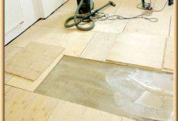 вирівняти деревяна підлога