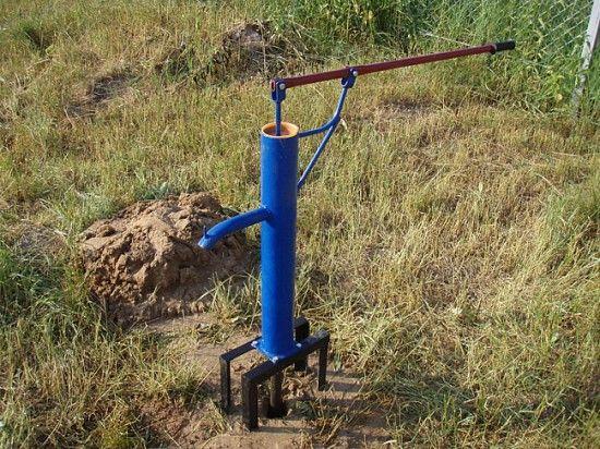 Фото - Як забити трубу для абиссинской свердловини?