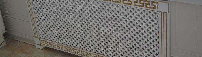 Фото - Як закрити радіатор гіпсокартоном