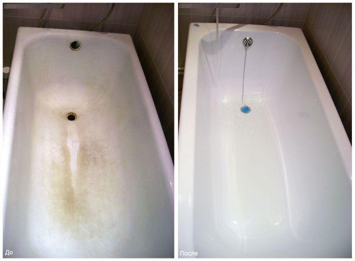 Фото - Як покрити акрилом стару ванну