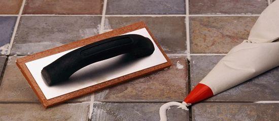 Фото - Як затирати плиткові шви