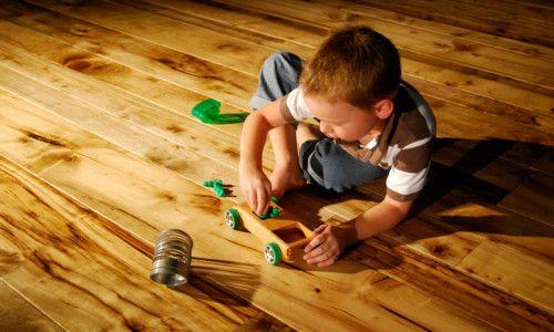 Фото - Яка саме фарба для дерев'яної підлоги найбільш оптимальна?