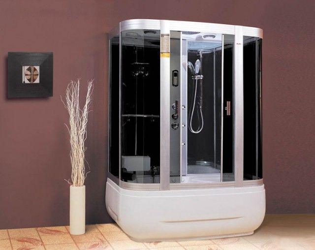 Фото - Текти в душовій кабіні