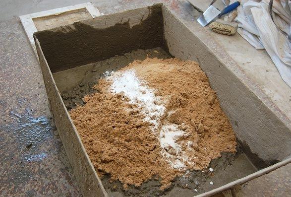 Фото - Які бувають фракції піску?