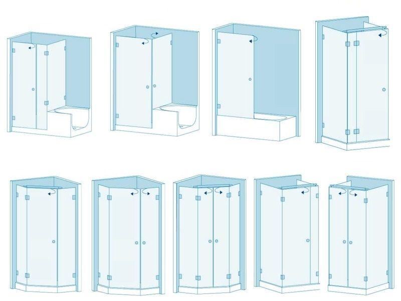 Фото - Які бувають сучасні душові кабіни