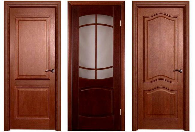 Фото - Які двері краще всього вибрати для ванної кімнати