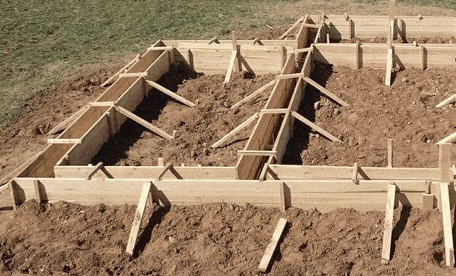 Фото - Які фундаменти використовуються в будівництві?