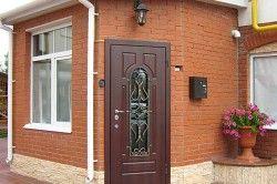 Вибір металевих дверей
