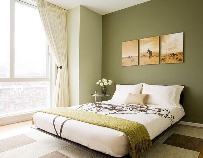 Фото - Які шпалери краще підходять для спальні?