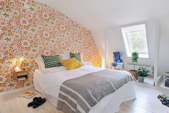 Фото - Які шпалери краще вибрати для спальні