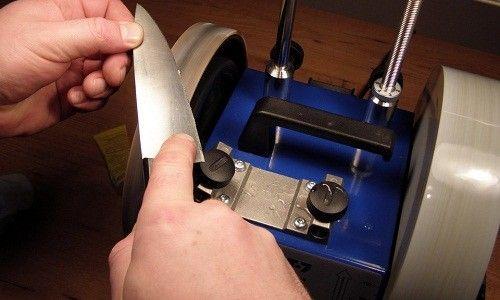 Фото - Яким повинен бути кут заточування ножів?