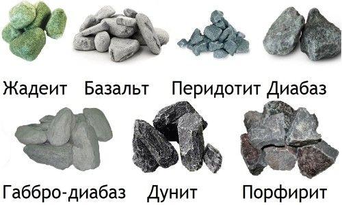 Яким критеріям повинні відповідати камені для банної печі?