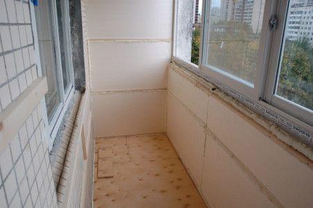 Фото - Яким матеріалом краще обробити балкон або лоджію