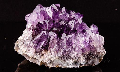 кристали аметиста